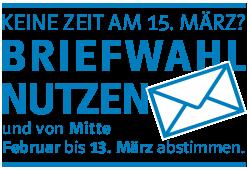Briefwahl 2020