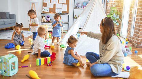 Ausbau von Kitas und Schulen in Kempten - Foto © Krakenimages.com – stock.adobe.com